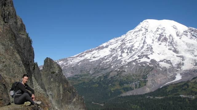 Mounr Rainier