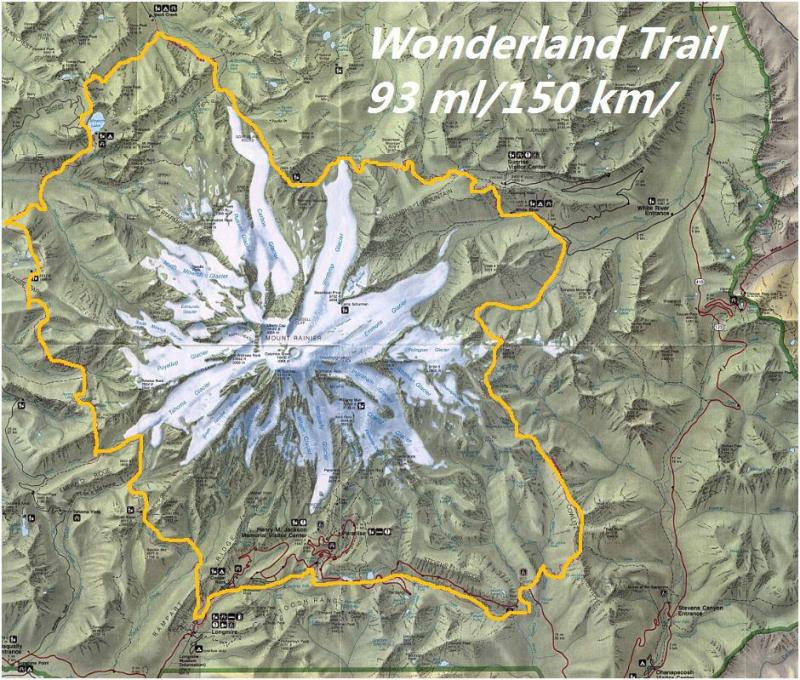 Wonderland Trail